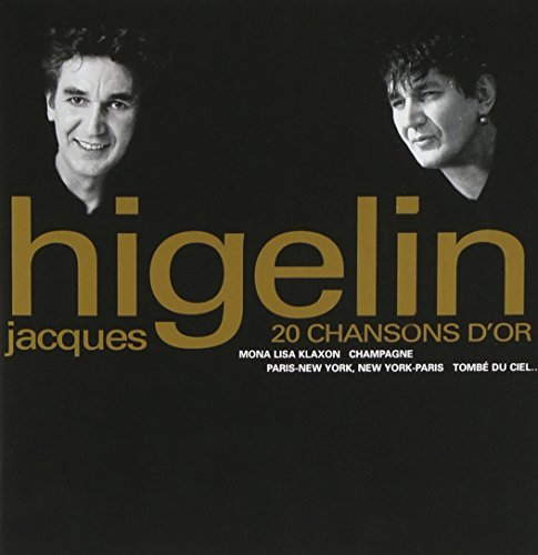 HIGELIN - 20 CHANSONS D`OR CD