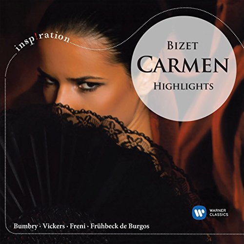 Bumbry - Carmen-Highlights CD