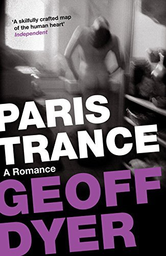 DYER,GEOFF - PARIS TRANCE BOOK