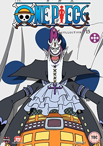ONE PIECE COLLECTION 15 -  DVD