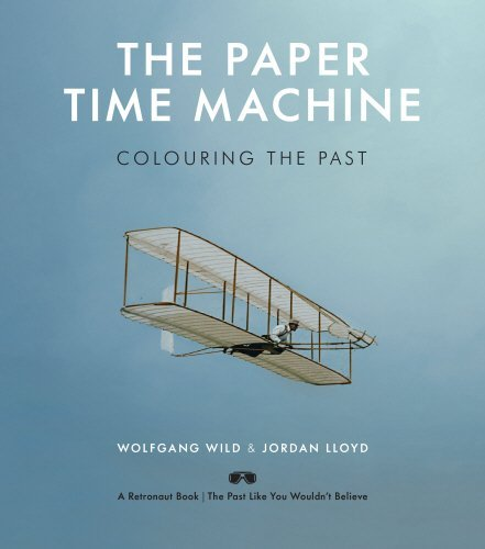 LLOYD,WOLFGANG - PAPER TIME MACHINE, THE BOOKH