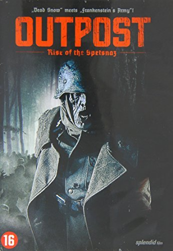 Outpost 3 - Rise of the Spetsnaz - Dutch Import - MOVIE DVD
