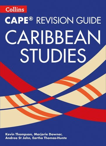 Kevin Thompson - CAPE Caribbean Studies Revision Guide (Paperback )