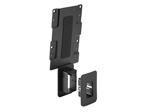 - Hp - Thin Client To Monitor Mounting Bracket - Black - For Hp T430, T530, T628, Z24, Elitedisplay E222, E232, E240, Prod