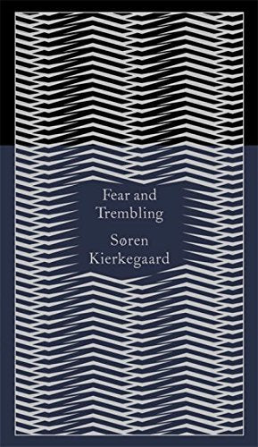 - FEAR AND TREMBLING BOOKH