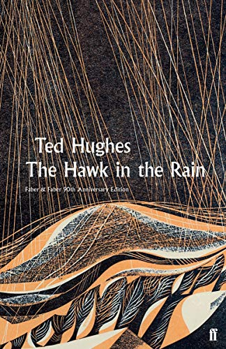 Ted Hughes - Hawk In The Rain BOOKH