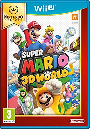 Wii-U - Super Mario 3D World (Selects) /Wii-U GAME