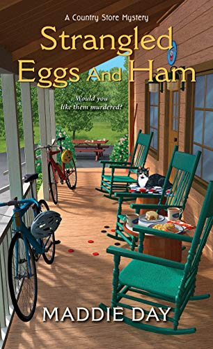 Day Maddie - Strangled Eggs And Ham BOOK