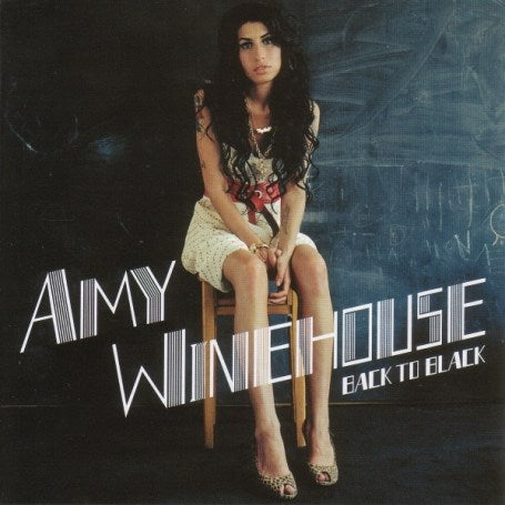 Amy Winehouse - Amy Winehouse - Back To Black (+Bonus Track) CD