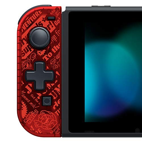 Nintendo Switch - HORI D PAD JOY CON MARIO
