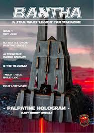Bantha Magazine Issue 1 - May 2020