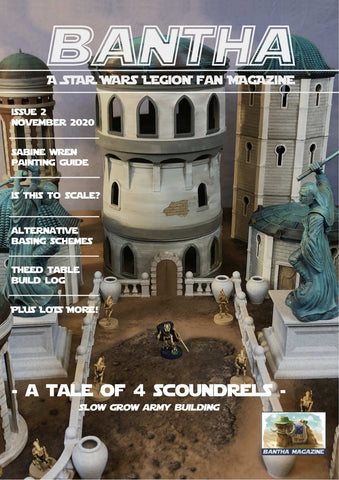 Bantha Magazine Issue 2 - Dec. 2020