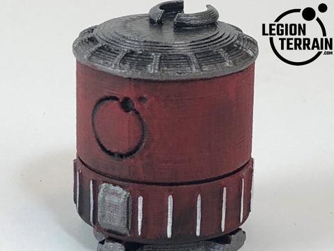 Fuel Cell - LegionTerrain