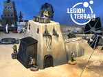 Digital STL File - Rebel Hideout - LegionTerrain