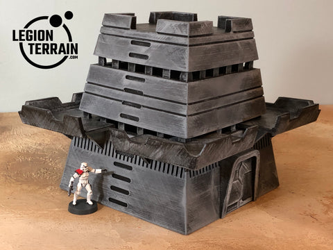 Rebel/Imperial Stronghold Tower Set - LegionTerrain