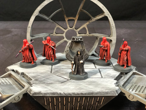 LegionTower Imperial Throne Room