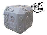 Digital STL File - Converted Supply Tank - LegionTerrain