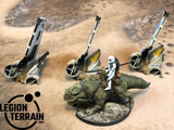 Crashed Rebel Fighter Wing A Debris - LegionTerrain