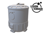 Digital STL File - Fuel Cell - LegionTerrain