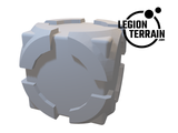 Digital STL File - Hazard Crate - LegionTerrain