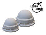 Digital STL File - Large/Medium Pod - LegionTerrain