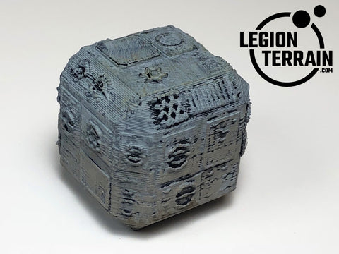 Converted Supply Tank - LegionTerrain
