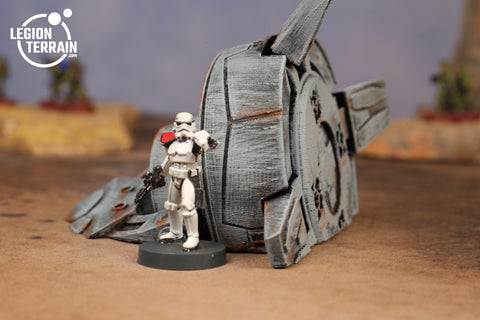 Imperial Walker Foot TWO - LegionTerrain