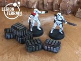 Medium Crate - LegionTerrain
