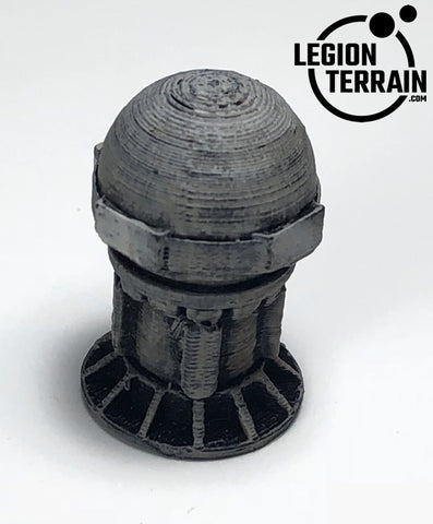 Digital STL File - Purification Tank - LegionTerrain