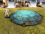 Renaissance City Medium Shallow Roof - LegionTerrain