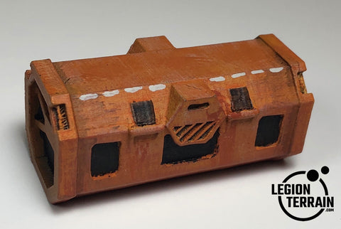 Digital STL File - Weapons Container - LegionTerrain