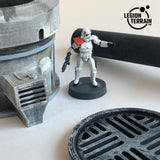 Chemical Processing Tank Core Set - LegionTerrain