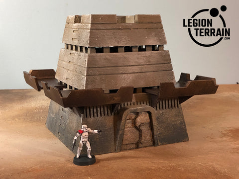 Rebel/Imperial Stronghold Tower Set