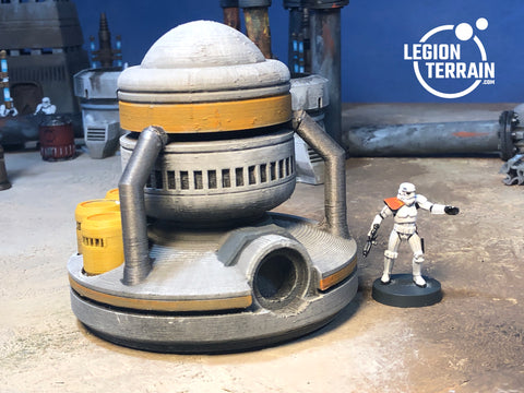 CT-5 Variable Reclamation Module - LegionTerrain