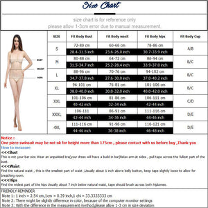 Women's Waistband Sexy One-piece Bikini Swimsuit Sunsays