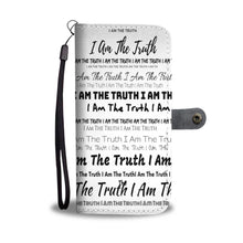 Load image into Gallery viewer, I Am The Truth Ron Killings (RFID) Phone Case Wallet
