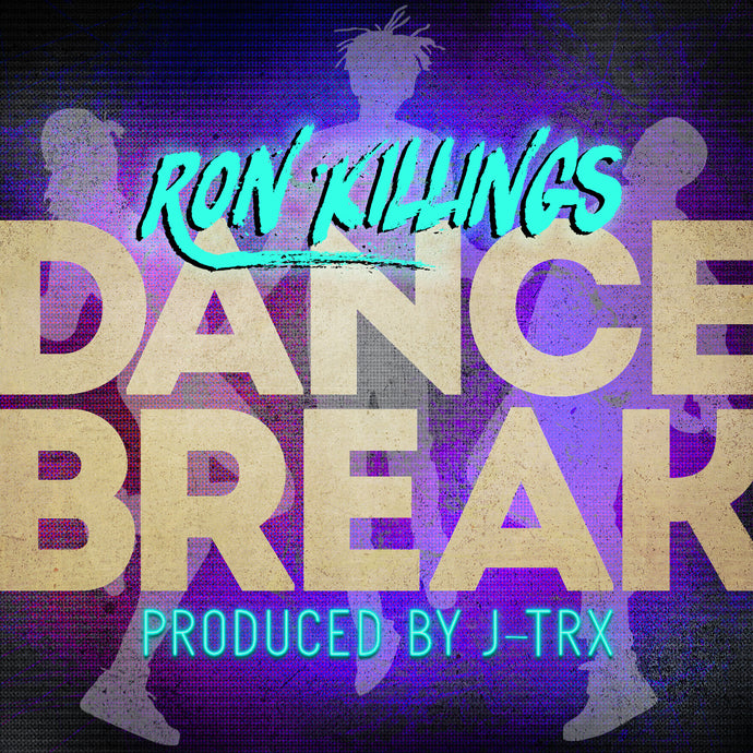Ron Killings- Dance Break feat. J-Trx- Motion Graphic Video