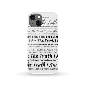 I Am The Truth Ron KIllings IPhone Case
