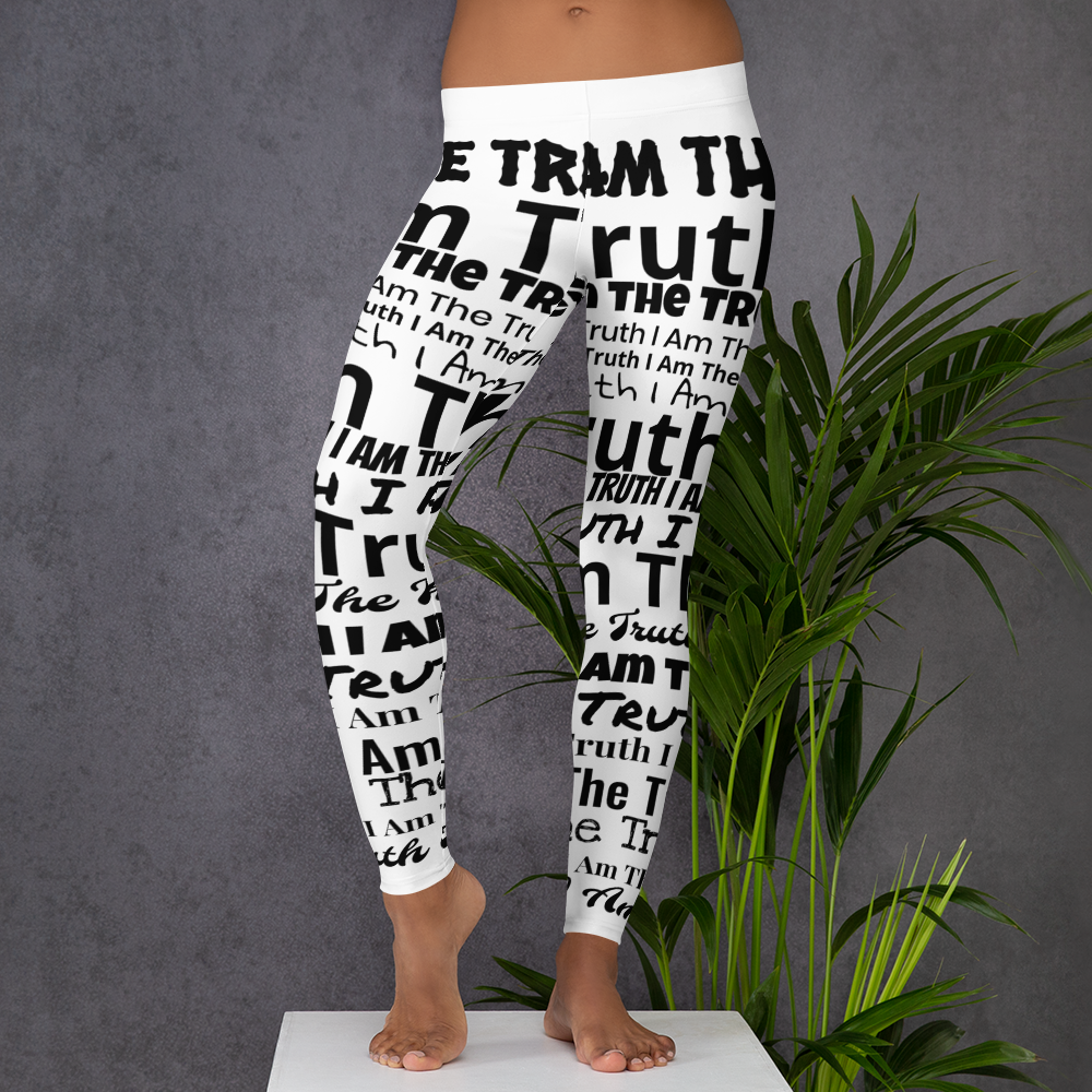 I Am The Truth Ron Killings All-Over Print Leggings