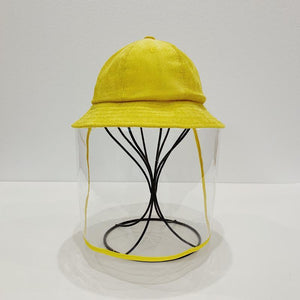 Reusable PROTECTION HAT: Wind-proof, dust-proof