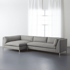 Decker 2 Piece Sectional Sofa