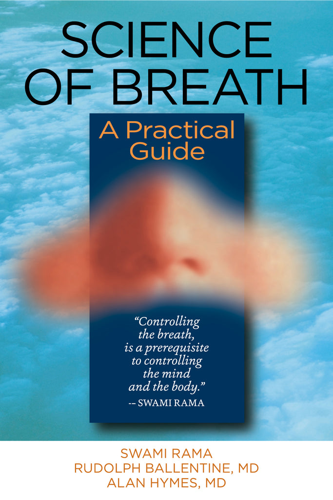 Science of Breath: A Practical Guide to Breath and Prana – Himalayan