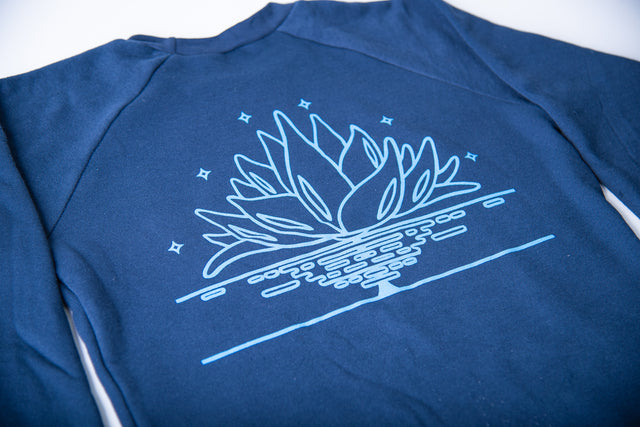 Men's Lotus Sweatshirt