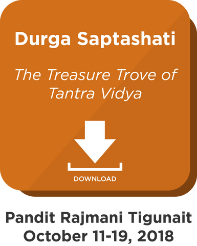Durga Saptashati: The Treasure Trove of Tantra Vidya: Digital Download