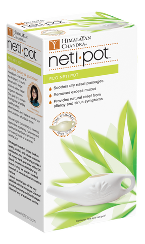 Eco Travel Neti Pot