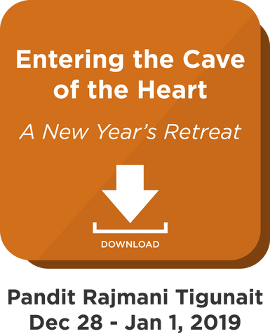 Entering the Cave of the Heart: A New Year's Retreat: Digital Download