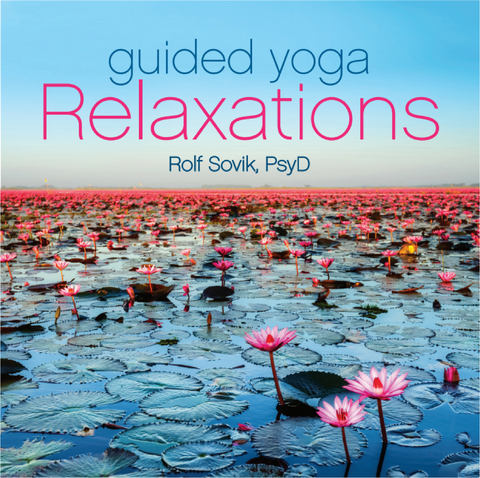 Guided Yoga Relaxations (CD)