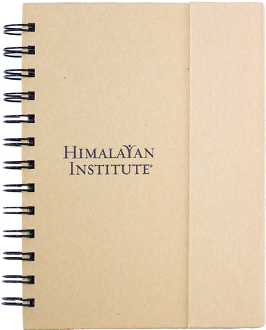 Himalayan Institute Notebook