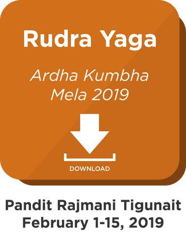 Rudra Yaga at Kumbha Mela 2019: Digital Download