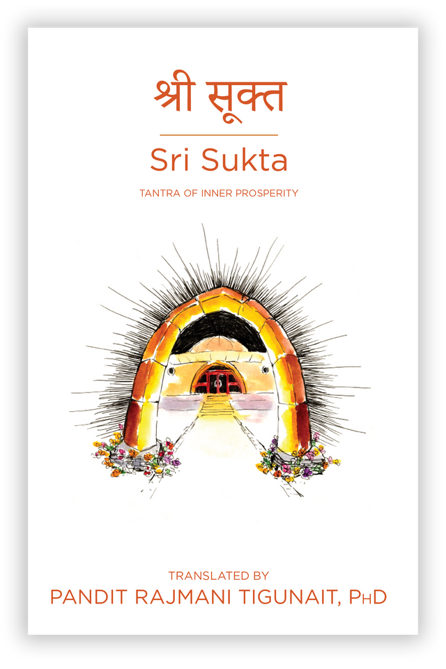 Sri Sukta: Tantra of Inner Prosperity Booklet